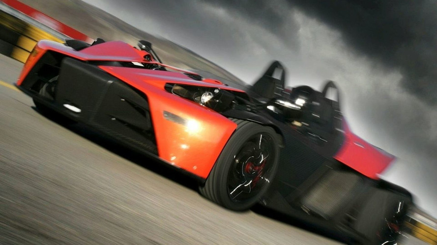 KTM to present production ready version of X-Bow at Geneva