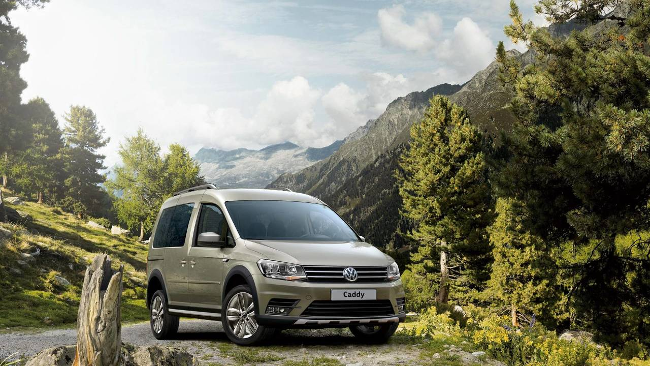 Volkswagen Caddy Alltrack