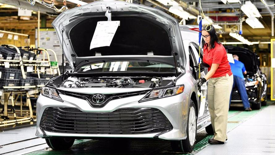 Toyota Manager Gives Kentucky Workers Worrisome Cost-Cutting Speech
