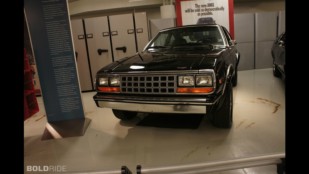 AMC Eagle SX/4 Two-Door Liftback