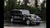 Rolls-Royce Wraith Limousine by Hooper