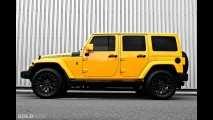A. Kahn Design Jeep Wrangler Sahara 2.8 Diesel CJ300 Expedition