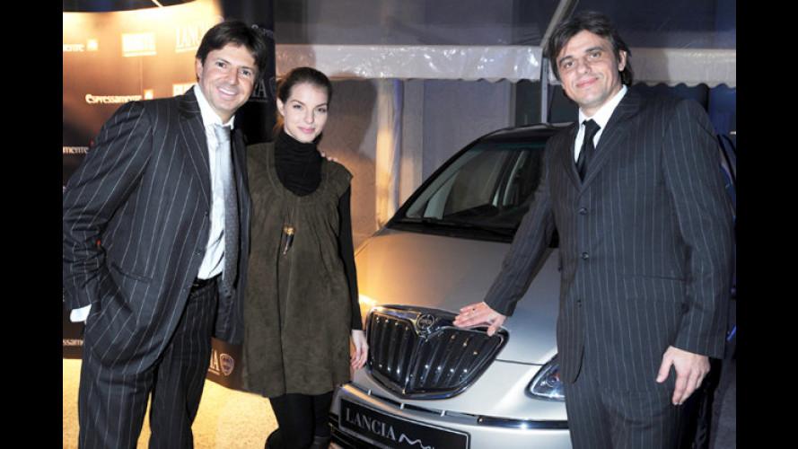 Erste Lancia-Lifestyle-Lounge in der Hauptstadt eröffnet