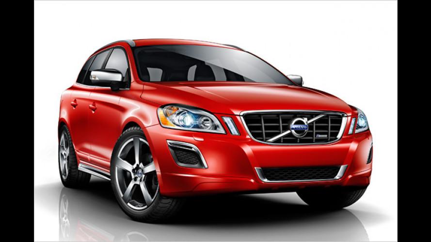 Volvo XC60 R-Design: Ab Ende 2009 erhältlich