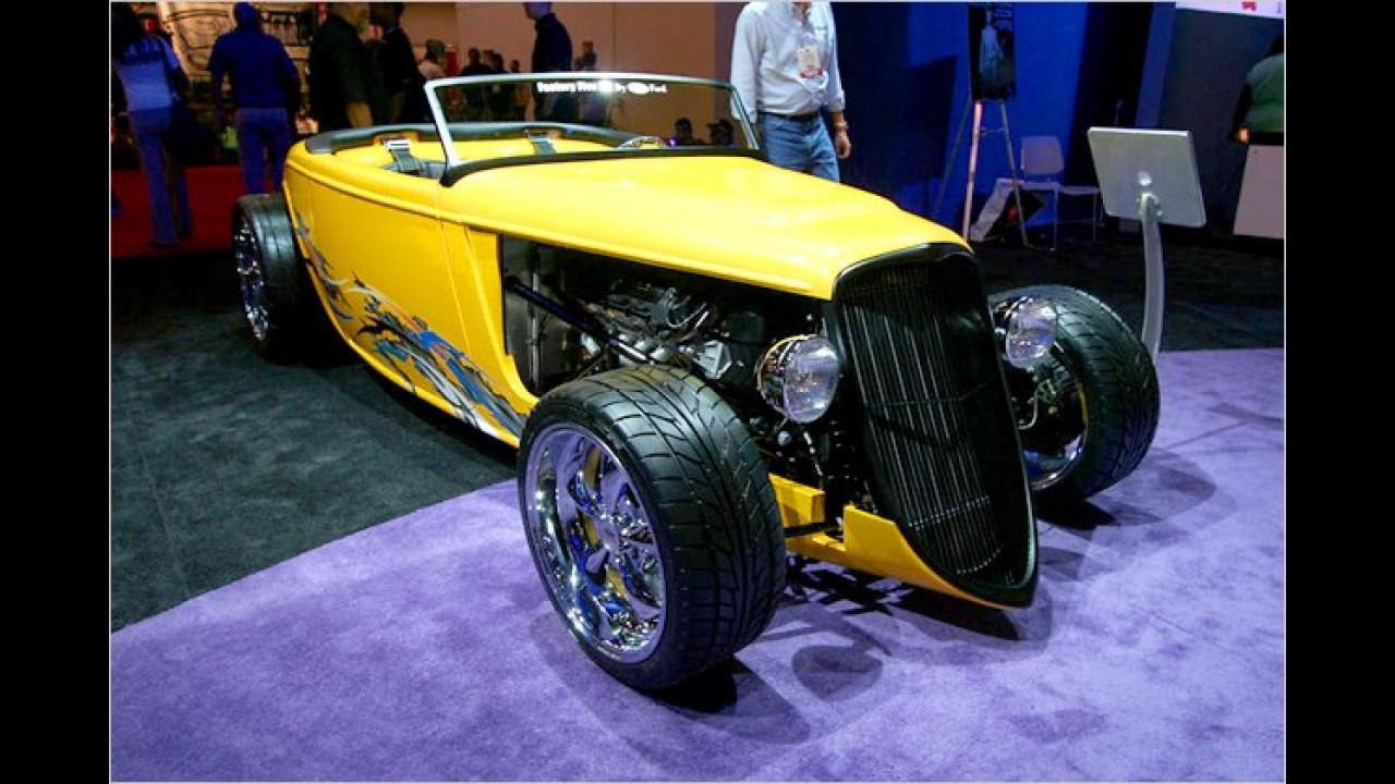 1933er-Ford vom Tasca Mod Shop
