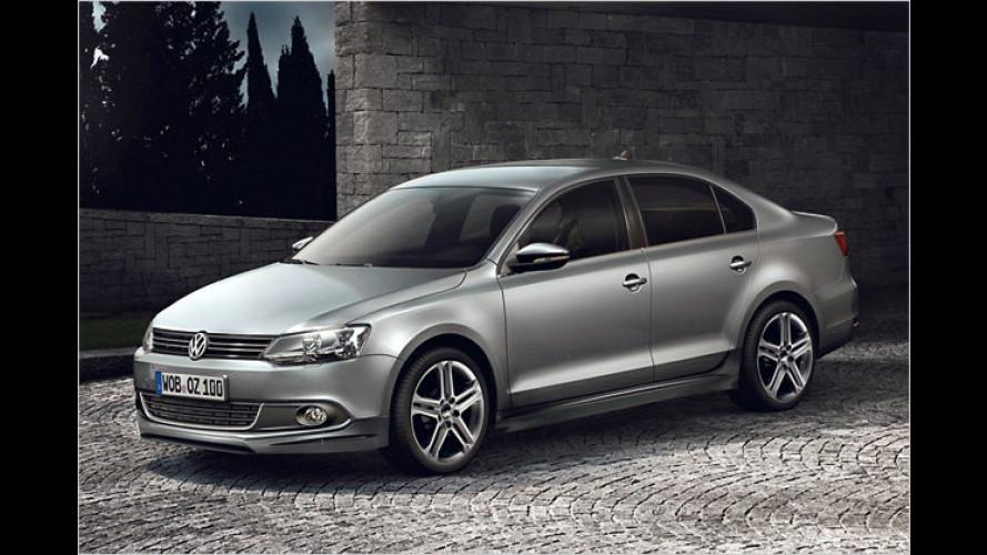 Sportlicher Feinschliff: VW-Zubehör für den Jetta
