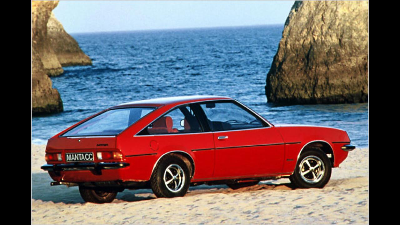 30 Jahre Opel Manta CC