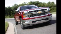 Neuer Chevrolet Silverado