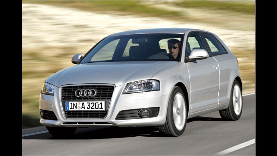 Audi: Start-Stopp-Funktion mit Automatikgetriebe kombiniert