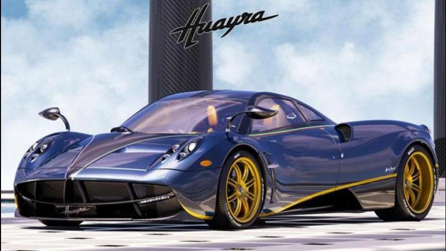 Pagani Huayra 730 S, ne esiste una sola al mondo