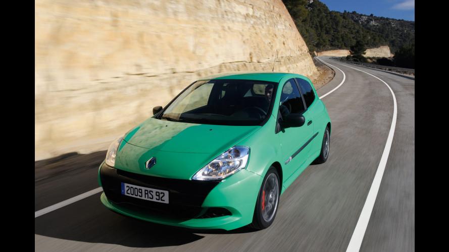 Clio Renault Sport restyling