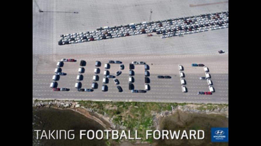 Hyundai Motor Company è partner ufficiale degli Europei di Calcio Femminile