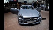 Nuova Mercedes SLK al Salone di Ginevra 2011