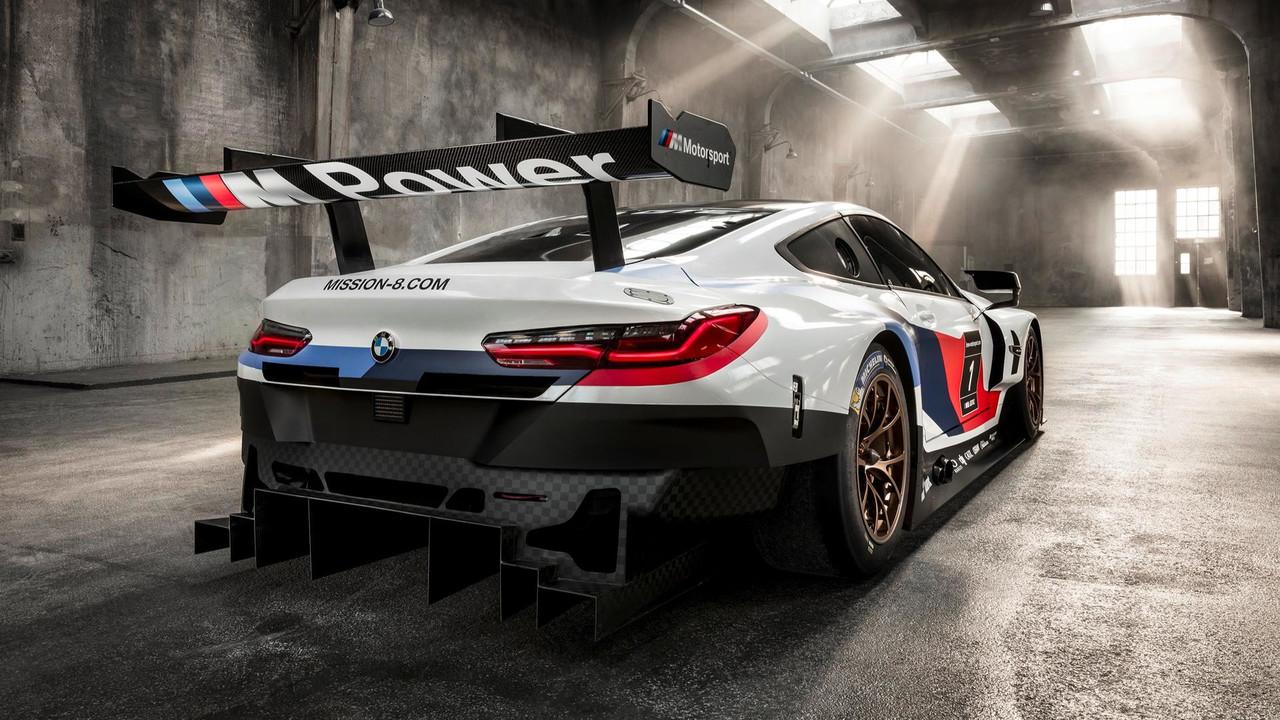 BMW M8 GTE (2018)