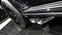 Mercedes-AMG G65 Brabus 900 One Of Ten live in Frankfurt