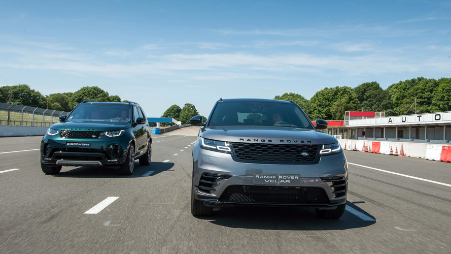 Tous les véhicules de Jaguar Land Rover seront électrique en 2020