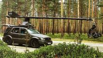 Mercedes-AMG ML55 Russian Arm