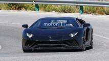 Lamborghini Aventador Performance test aracı