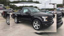 2017 Ford F-150 XL Lightning Tribute Package