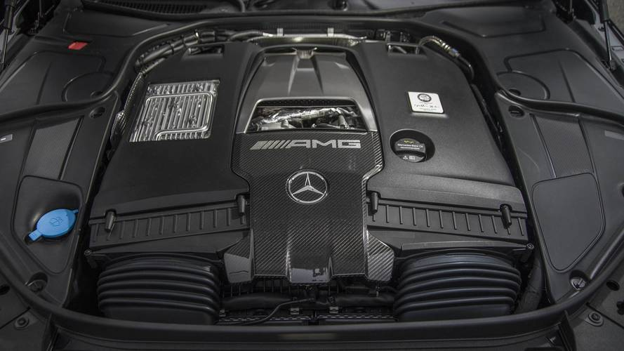 Get Ready To Say Goodbye To Mercedes-AMG Using V12 Engines
