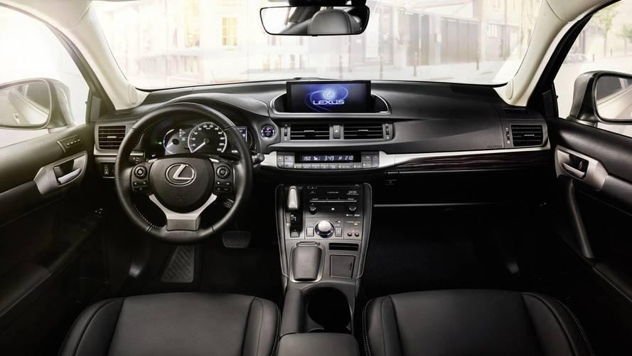 2018 Lexus CT200h