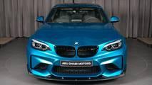 Karbon fiber aerodinamik paketli BMW M2