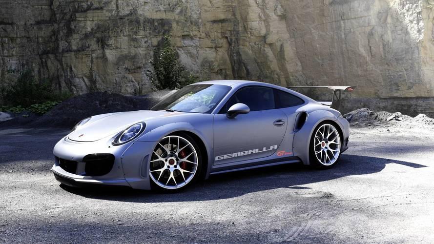 Gemballa pousse la Porsche 911 Turbo à plus de  800 ch