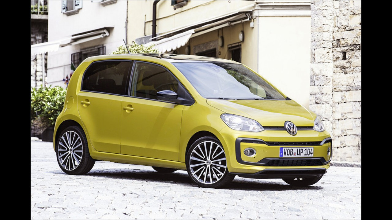 VW Up 1.0 Ecofuel (ab 12.950 Euro)