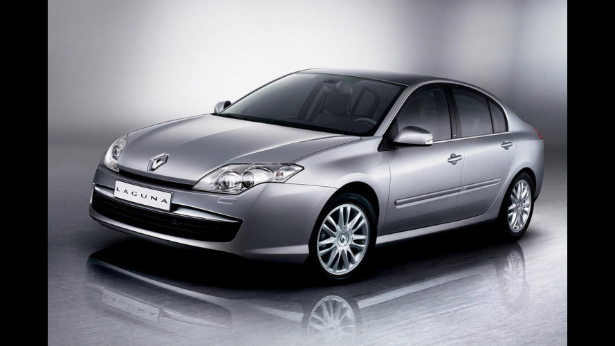 Nuova Renault Laguna preview