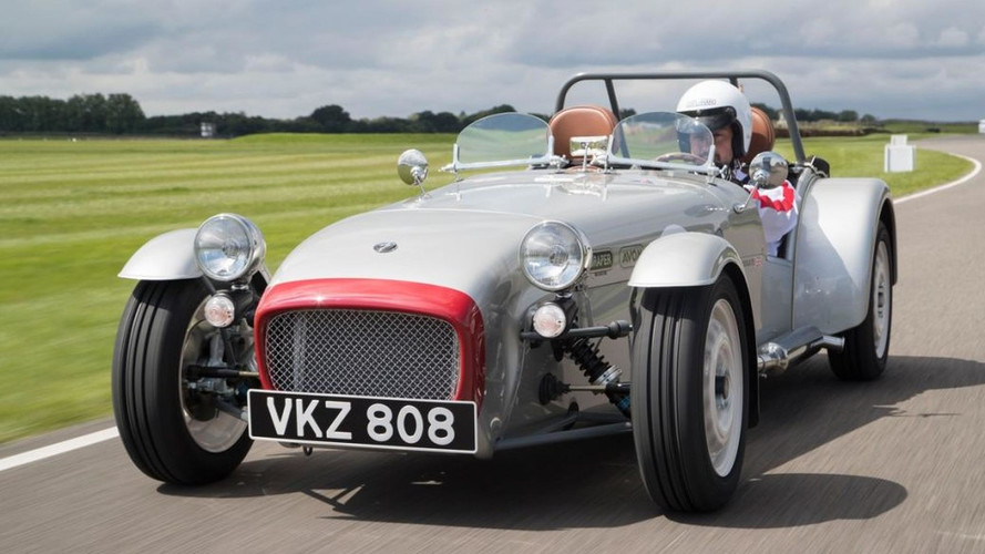Caterham Seven SuperSprint Sold Out In 7 Hours