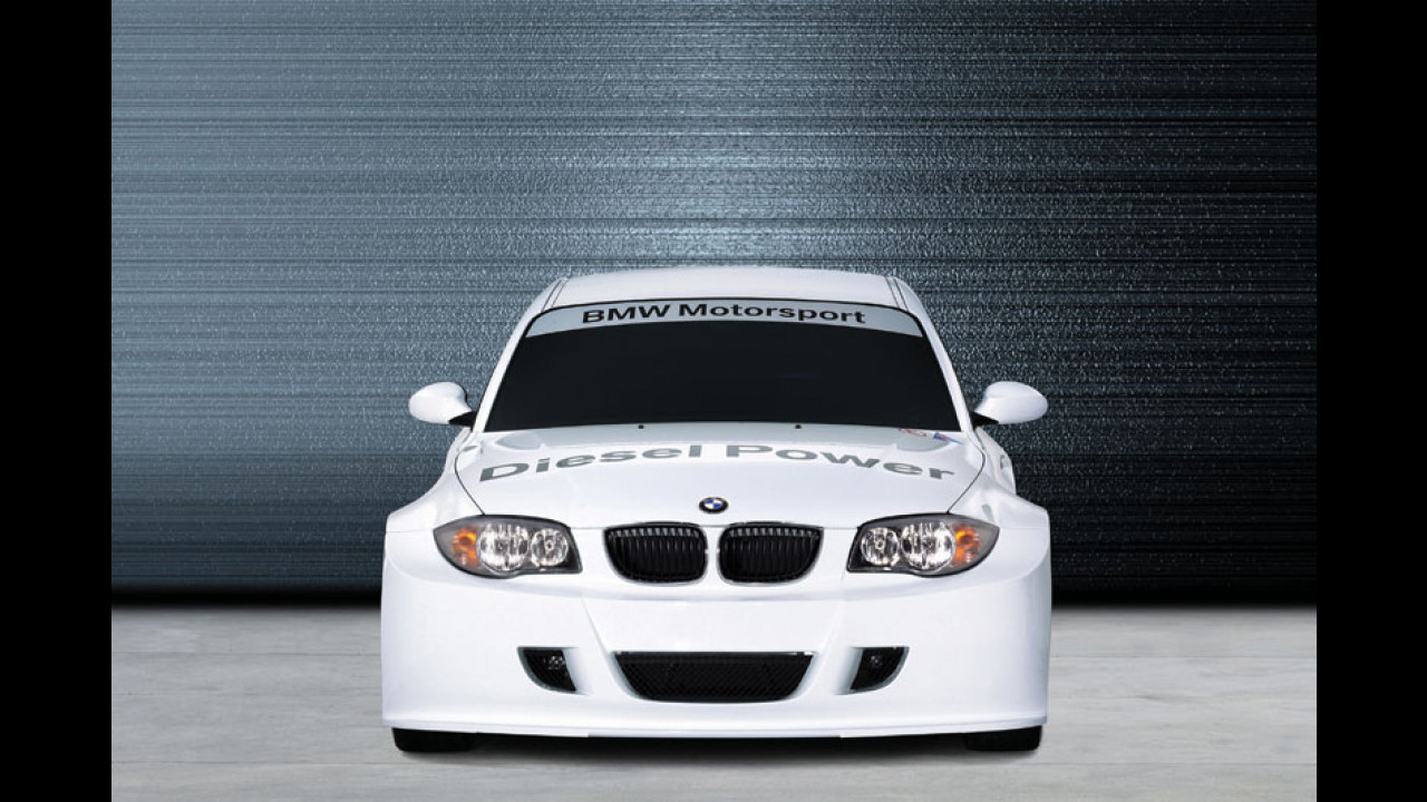Bmw Serie 120d Motorsport