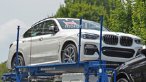 BMW X4 Spied Completely Uncovered