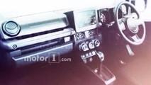 2018 Suzuki Jimny sızan resmi fotolar