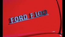 Ford F-100 Custom Pickup Truck