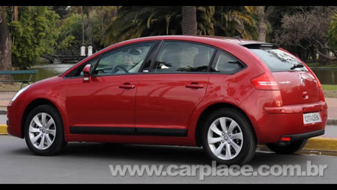 """Citroën C4 hatch """"completo"""" chega dia 09 por R$ 53.800 - Veja os itens de série"""
