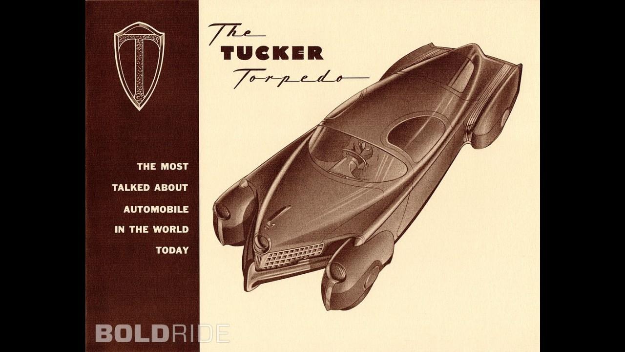 Tucker Torpedo Concept