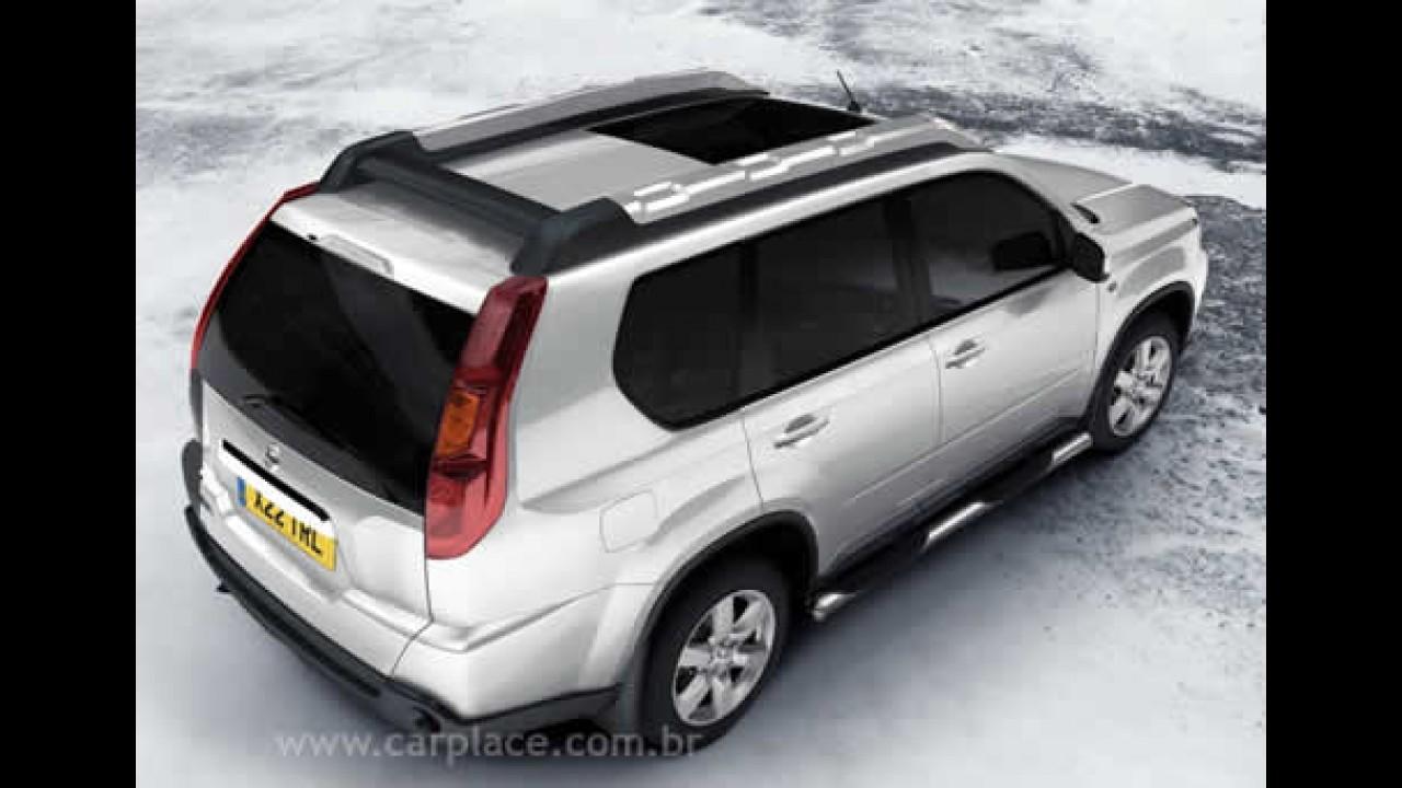 Nissan X-Trail Arctix Sports Adventure