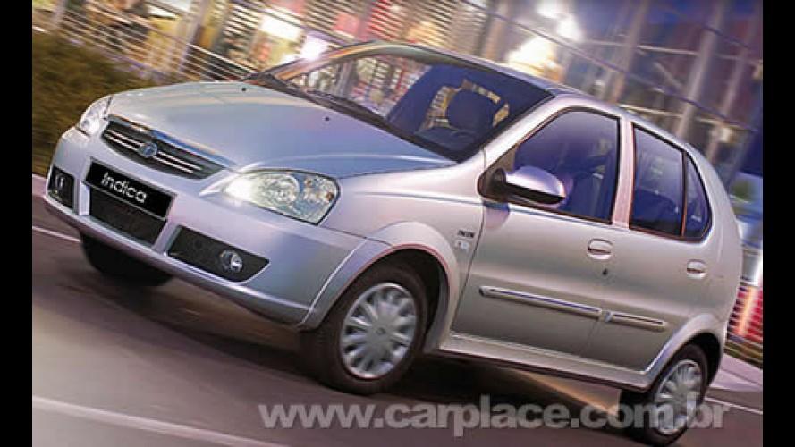 Tata Motors chega ao Chile - Tata Nano também ser vendido no país vizinho