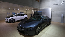 2017 BMW i3 Paris Motor Show