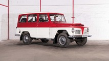 Lot 52 - C.1970 Ford Rural 4x4