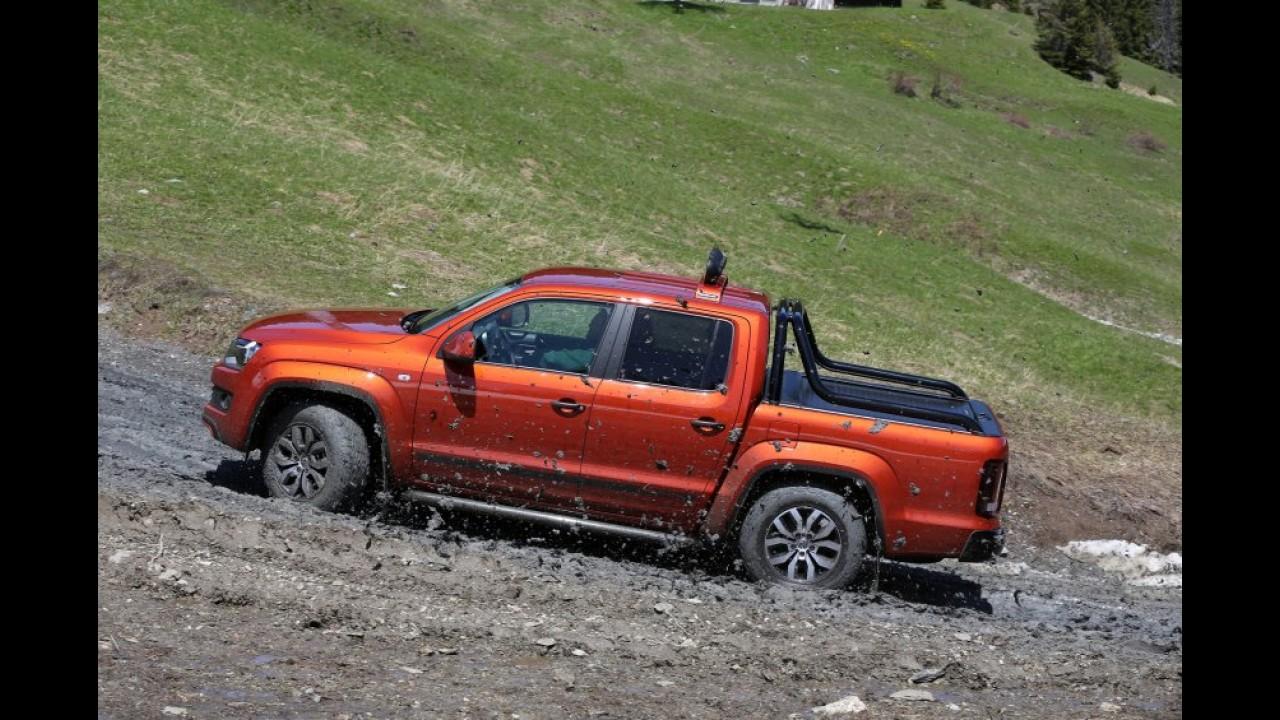 Yeni VW Amarok Canyon: Daha Sert, Daha Hızlı, Daha Güçlü Ve Kesinlikle Çok Büyük!