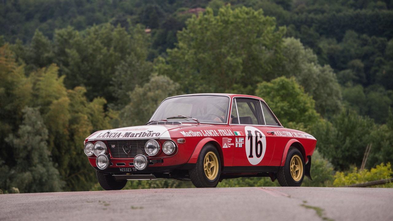 1970 Lancia Fulvia Rally Car eBay
