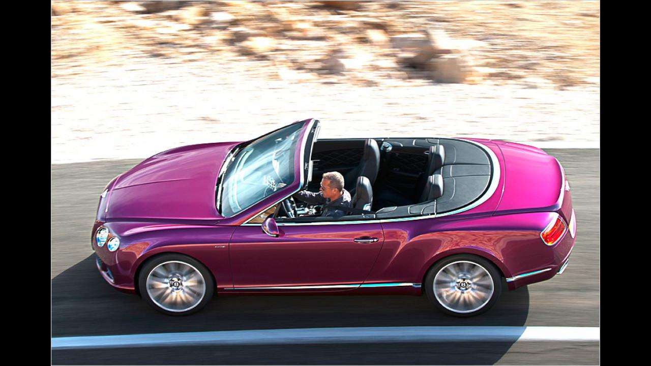 Bentley Continental GTC Speed W12