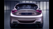 Infiniti Q30: Bruder Benz