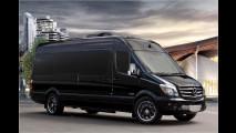 Luxustransporter von Lexani Motorcars