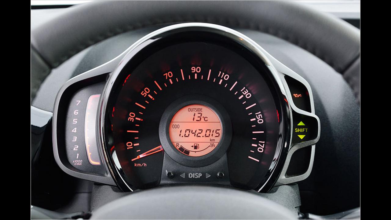 Toyota: Siebenstelliger Kilometerzähler