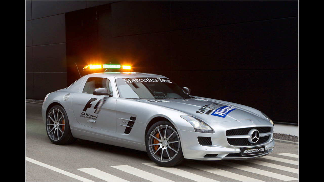 Mercedes-AMG SLS