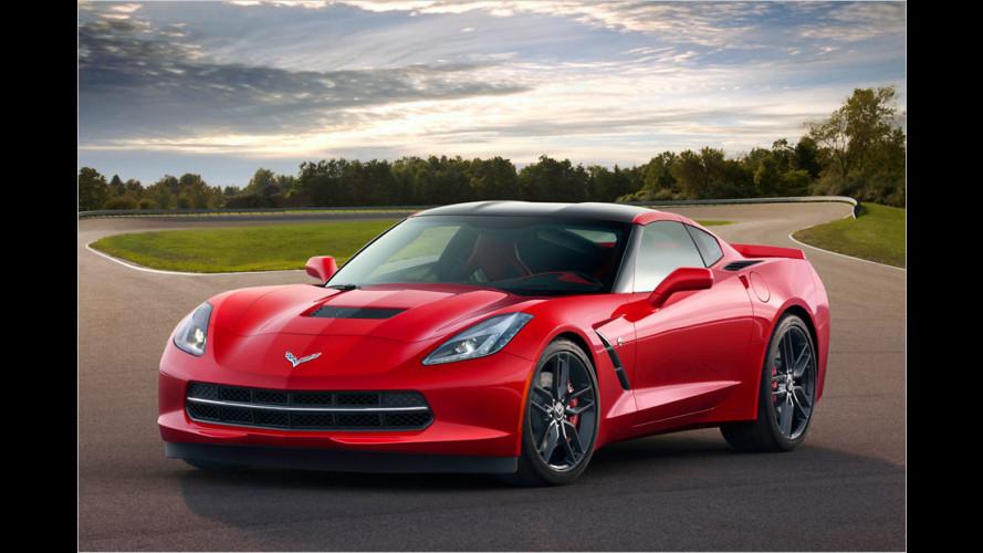 Neue Corvette: 460 PS zum Schnäppchenpreis