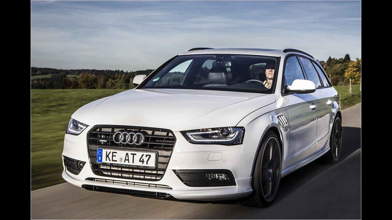 380 PS für den Audi A4 Avant