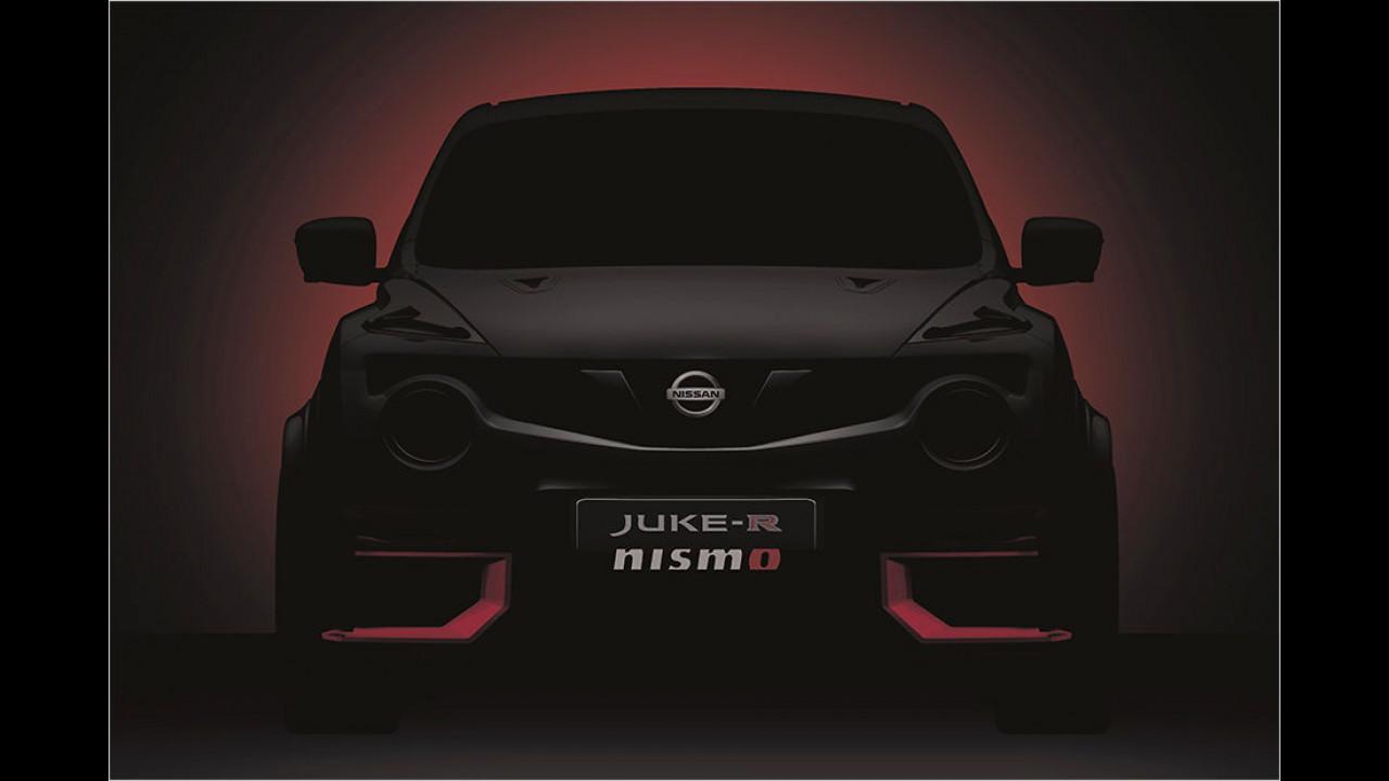 600 PS in einem Nissan-Crossover?!